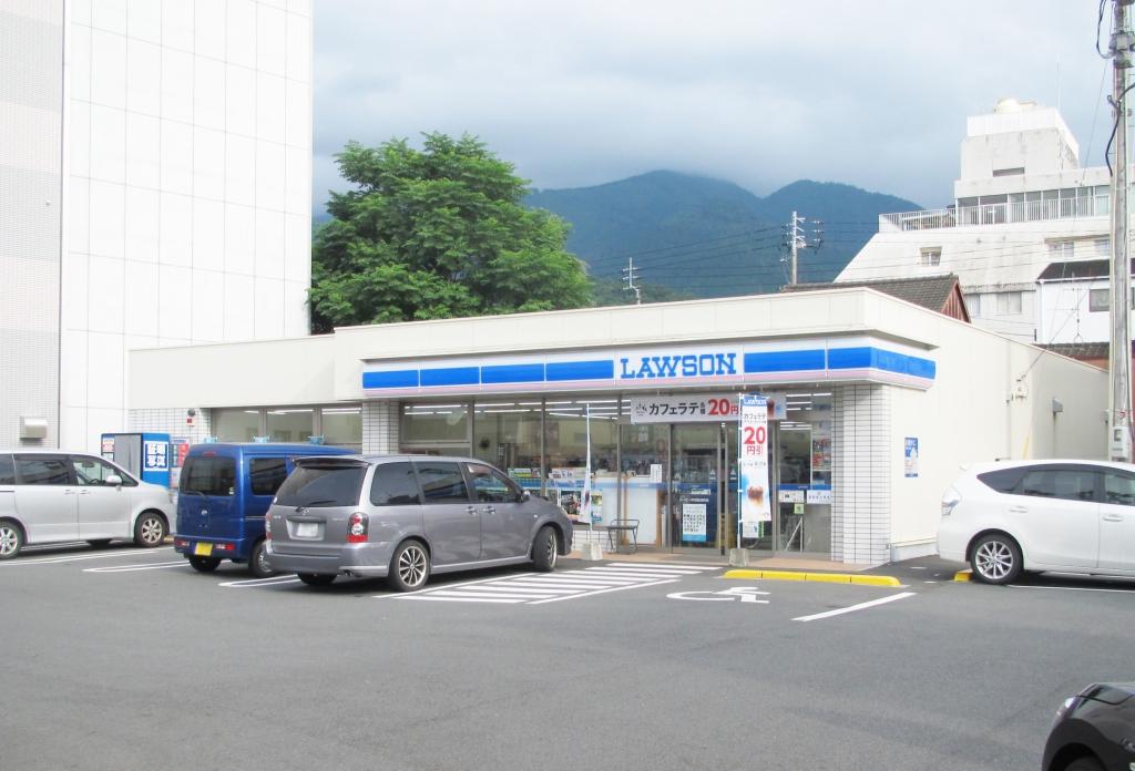 ローソン 宇和島錦町店